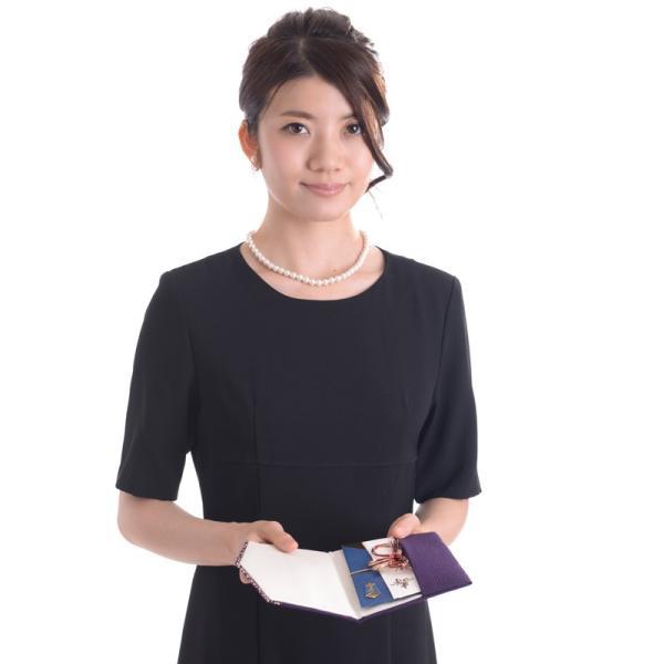 ふくさ 袱紗 結婚式 慶弔両用 日本製 小花ちりめん おしゃれ 男性用 女性用 紫|auro|12