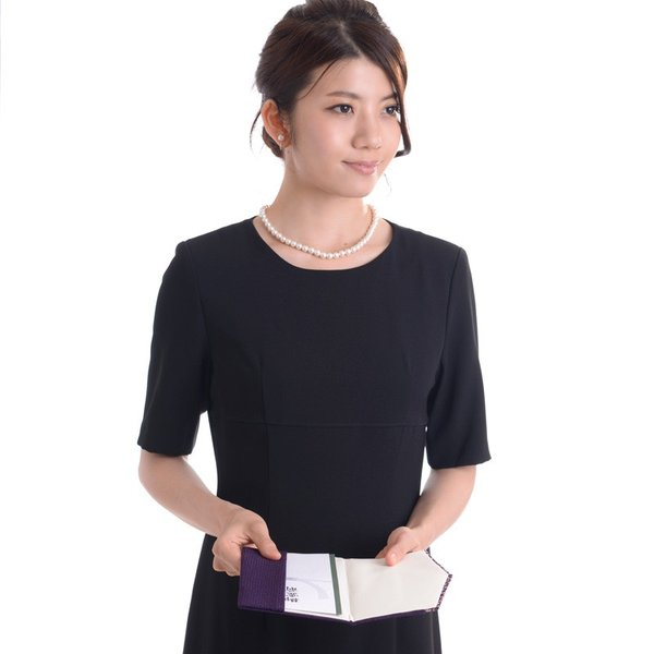 ふくさ 袱紗 結婚式 慶弔両用 日本製 小花ちりめん おしゃれ 男性用 女性用 紫|auro|13