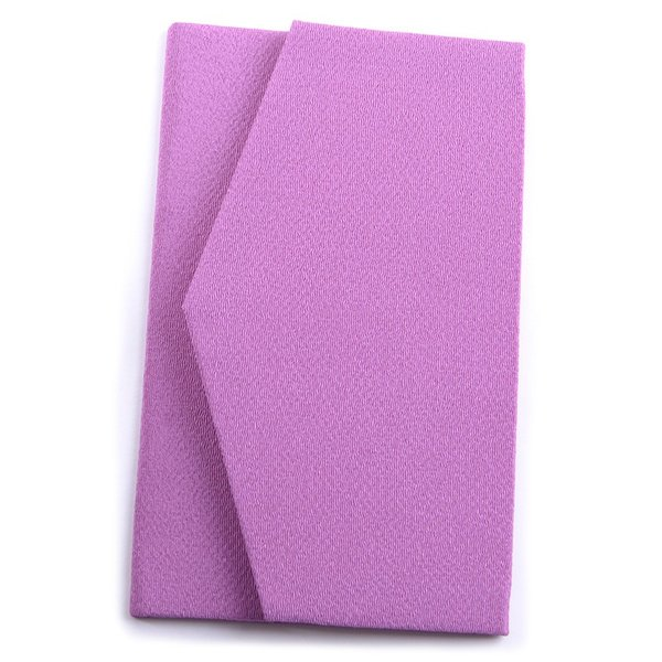 袱紗 ふくさ 結婚式 慶弔両用 日本製 ちりめん 男性用 女性用 紫 おしゃれ|auro|12