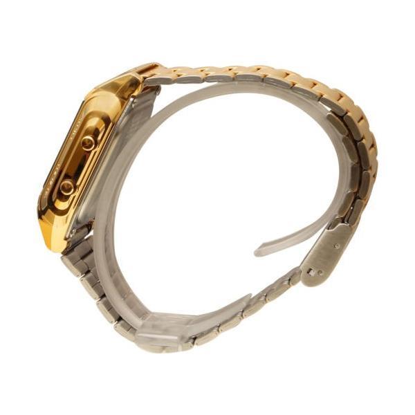 腕時計 カシオ メンズ Casio Men's Gold tone Data Bank Watch DB360G-9A|aurora-and-oasis|03