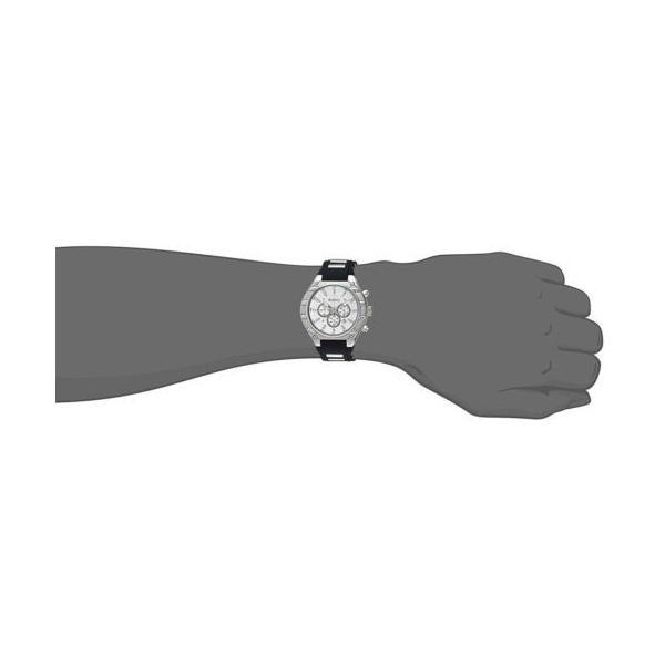腕時計 ロベルトビアンキ メンズ Roberto Bianci Men's Ameglio Chrono 100m Stainless Steel/Silicone Watch RB54442|aurora-and-oasis|02