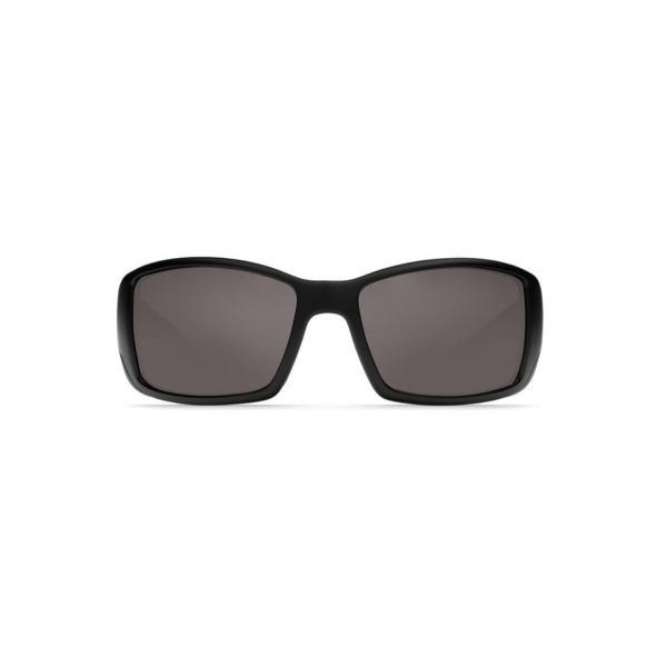 サングラス コスタデルマール ユニセックス Costa Del Mar Unisex BL 11 OGP  Blackfin Sunglasses Grey Polarized Frame Grey|aurora-and-oasis