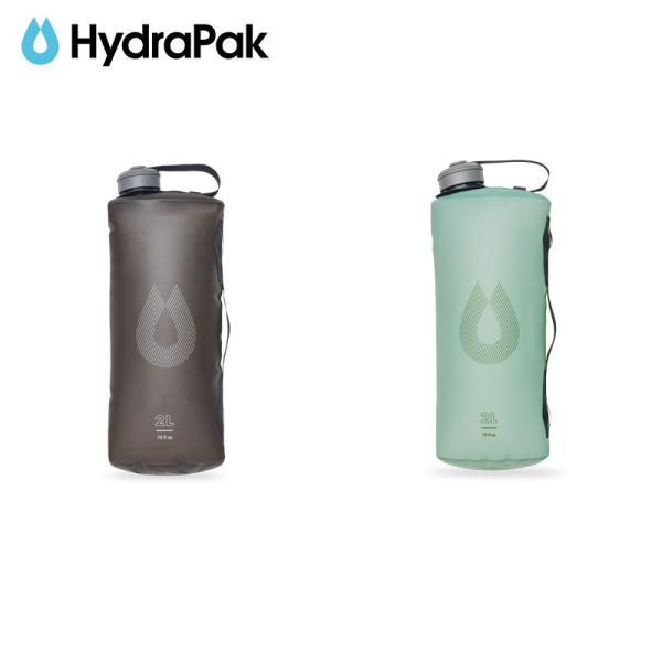 【ハイドラパック HydraPak】シーカー 2L(水筒/ウォータータンク/リザーバー/アウトドア/トレーニング/マイボトル)
