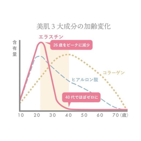 高純度エラスチンカプセル サプリメント100粒 季令キレイKIREI化粧品 サロン専売品|aurorastore|06