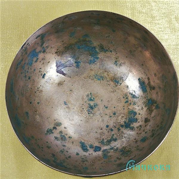 シンギングボウル13 アンティークハイグレード Singing Bowls 手打ちハンドメイド ネパール 1点物 aurorastore 03