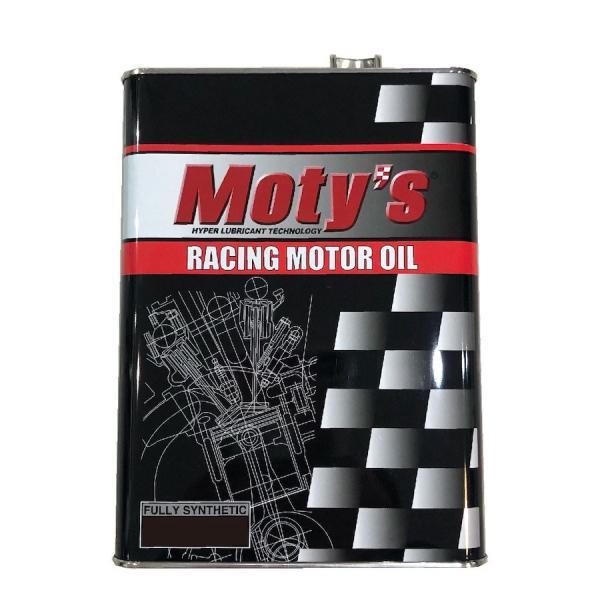 Moty's M110 (5W20) 化学合成油 4輪用エンジンオイル 4L モティーズ|autista-s