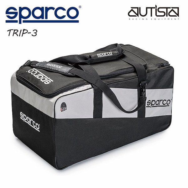 SPARCO スパルコ TRIP 3 バッグ autista-s