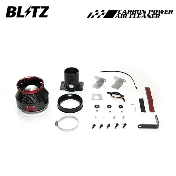 BLITZ ブリッツ カーボンパワーエアクリーナー シビック セダン FC1 20/01〜 L15B