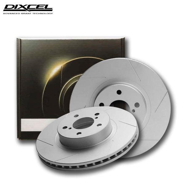 DIXCEL ディクセル ブレーキローター SDタイプ リア用 フォルクスワーゲン コラード 2.0i 16V 509A 88〜95