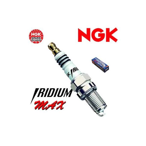 NGK イリジウムMAXプラグ (1本) 【キャデラック STS 4.6/AWD [GH-X295E] 2004.11〜2007.11 エンジン[4M] 4600】