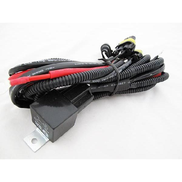 HID(キセノン)フルキット / H1 35W 8000K / (ノーマル/厚型バラスト) / 12V / リレー付|autoagency|06