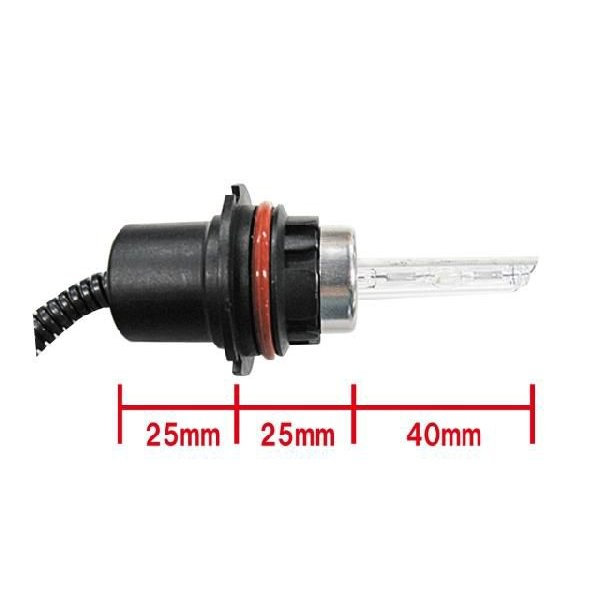 HIDフルキット / HB5 HI/LO切替式 / 8000K / 55W 薄型バラスト / リレー付き / 保証付き|autoagency|06
