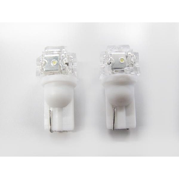 (24V用) / T10 / FLUX 5灯 / (白) / LED  / 2個セット|autoagency|03