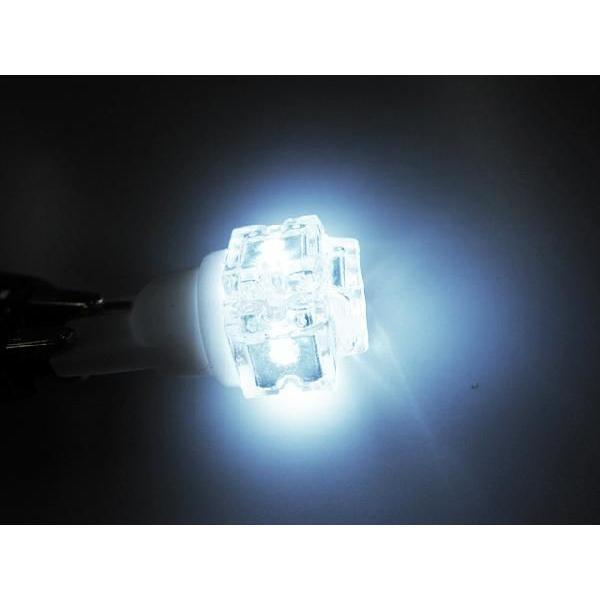 (24V用) / T10 / FLUX 5灯 / (白) / LED  / 2個セット|autoagency|05