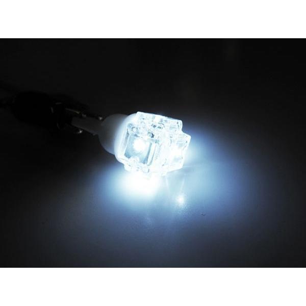 (24V用) / T10 / FLUX 5灯 / (白) / LED  / 2個セット|autoagency|06
