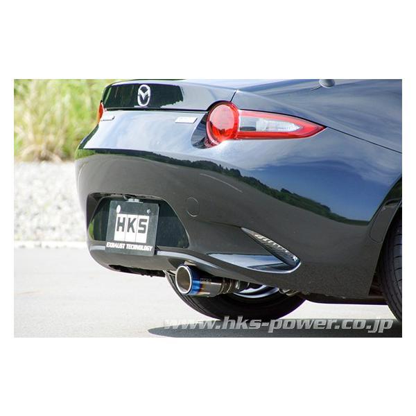 自動車関連業者直送限定!HKS リーガマックススポーツ マフラー MAZDA ロードスター ND5RC P5-VP,P5-VPR 15/05- (32018-AZ011) ※個人宅への発送不可。
