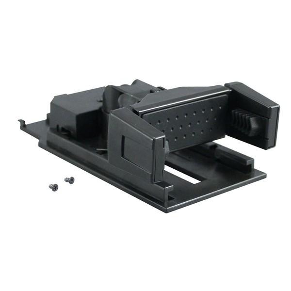 ヤック DIN BOX OP スマホホルダー VP-D1フリータイプ専用 回転 角度調整 収納できる マルチホルダー VPD10|autorule|02
