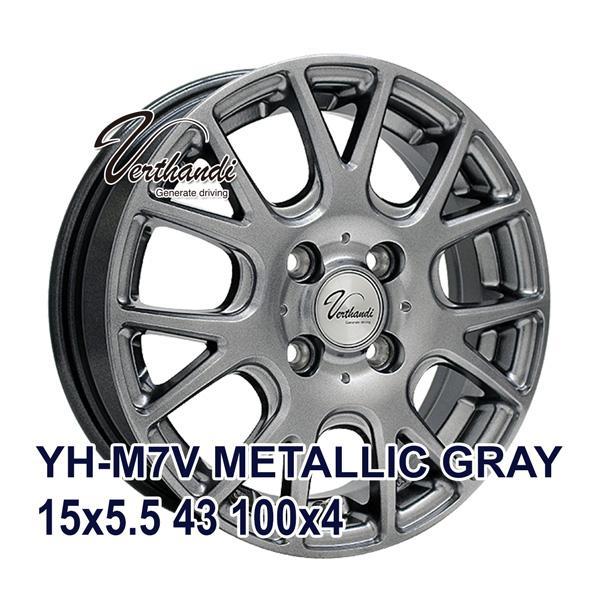タイヤサマータイヤホイールセット185/60R15209