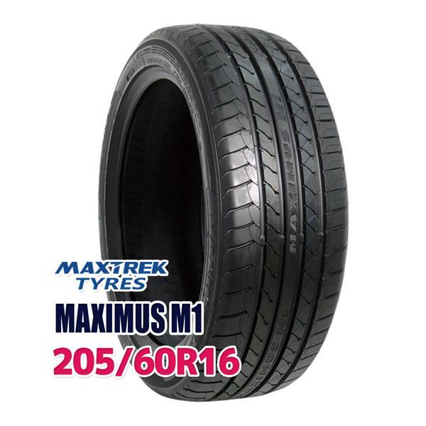タイヤ 205/60R16 92H サマータイヤ MAXTREK MAXIMUS M1