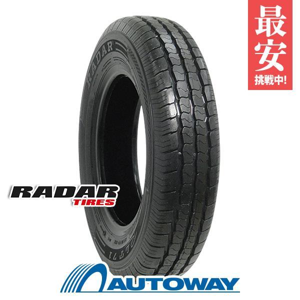 タイヤ 195/80R15 8PR 107/105Q サマータイヤ Radar RLT71
