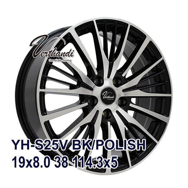 235/55R19サマータイヤホイールセットMOMOTiresA-LUSIONM-94本セット