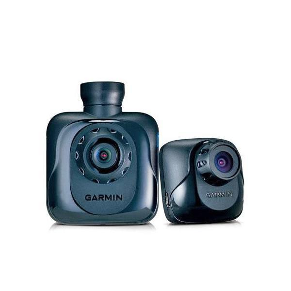 75db44c7bd ... GARMIN ガーミン GDR45DJ 前後2カメラ ディスプレイ搭載 GPSドライブレコーダー 駐車監視 動体検知 オービス ...