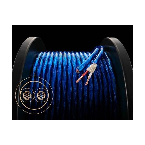 6NSP-Granster 2200α Zonotone[ゾノトーン] 切売りスピーカーケーブル