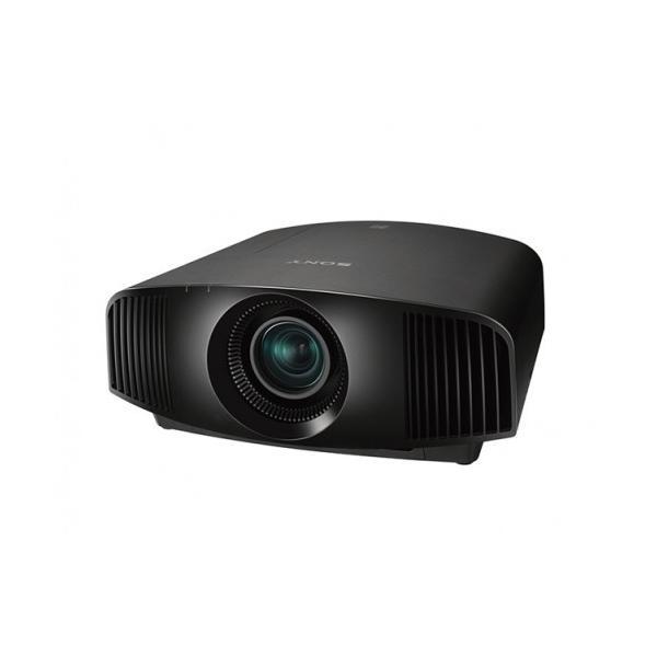 ソニー LCOS/据置/4K/1500lm/4K対応 VPL-VW255 BC ブラックの画像