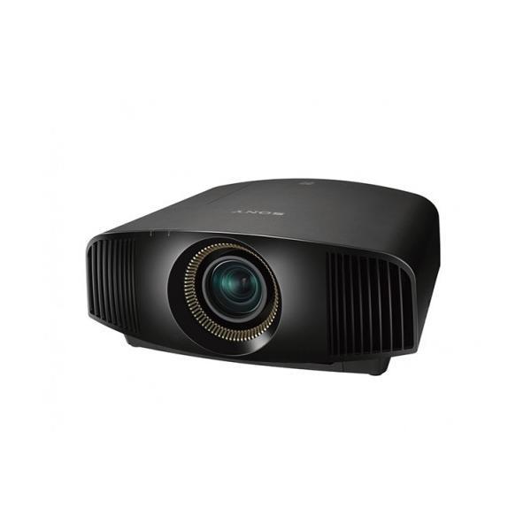 ソニー LCOS/据置/4K/1800lm/4K対応 VPL-VW555 BC ブラックの画像