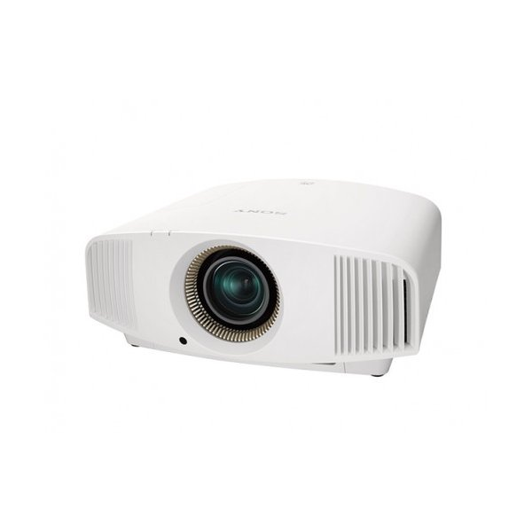 ソニー LCOS/据置/4K/1800lm/4K対応 VPL-VW555 WC プレミアムホワイトの画像