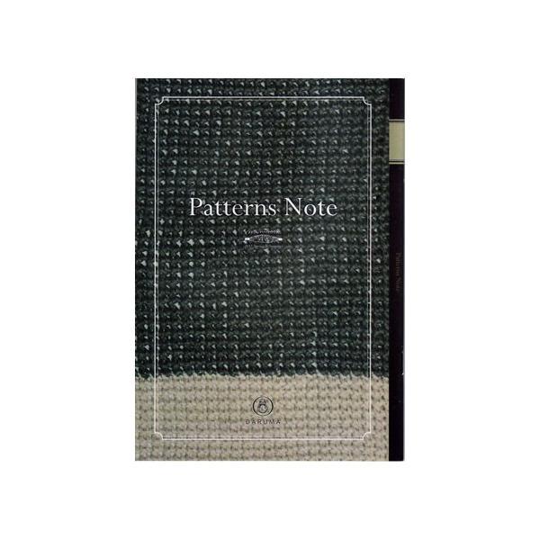 KN10【ダルマ】Patterns Note パターンノート 2017 Spring&Summer  ミニBOOK ◆◆ 【C4-12】 avail-komadori