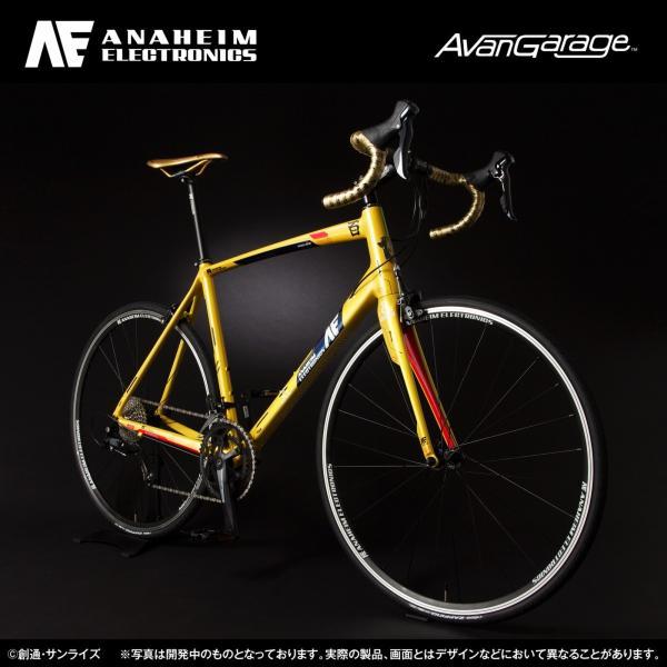 【2018年7月納品】AE社製 百式 ロードバイク(アルミフレーム)|avangarage|02