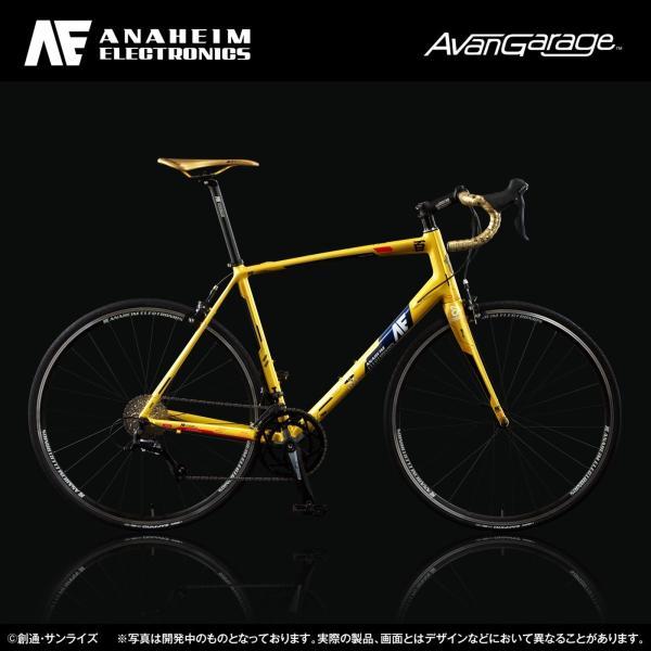 【2018年7月納品】AE社製 百式 ロードバイク(アルミフレーム)|avangarage|03