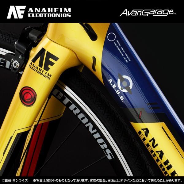 【2018年7月納品】AE社製 百式 ロードバイク(アルミフレーム)|avangarage|05