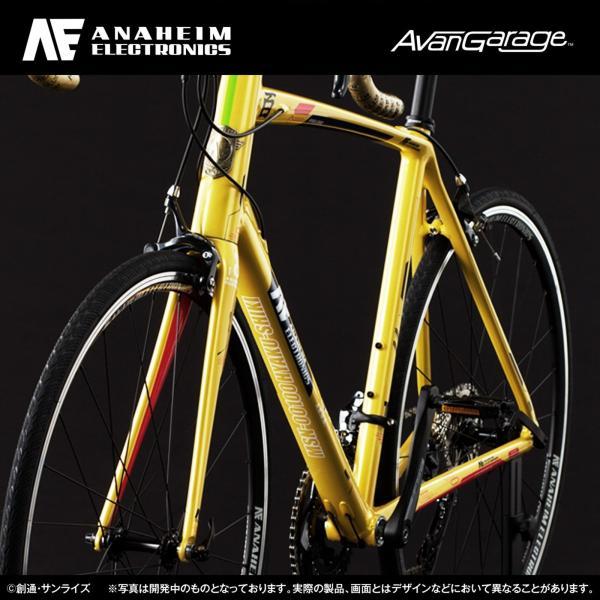 【2018年7月納品】AE社製 百式 ロードバイク(アルミフレーム)|avangarage|07