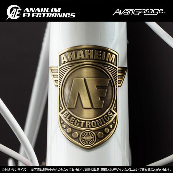 【2019年1月納品】AE社製 ユニコーンガンダム ロードバイク(アルミフレーム)|avangarage|04