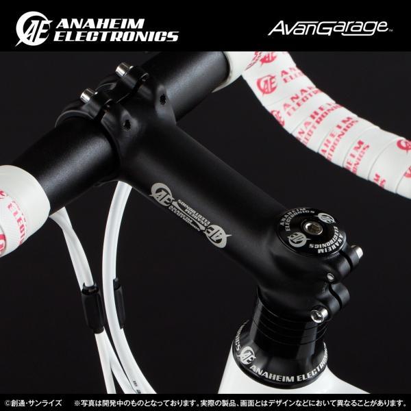 【2019年1月納品】AE社製 ユニコーンガンダム ロードバイク(アルミフレーム)|avangarage|06