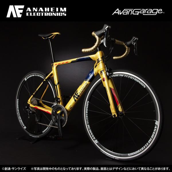 【2019年1月納品】AE社製 百式 ロードバイク(カーボンフレーム)|avangarage|02