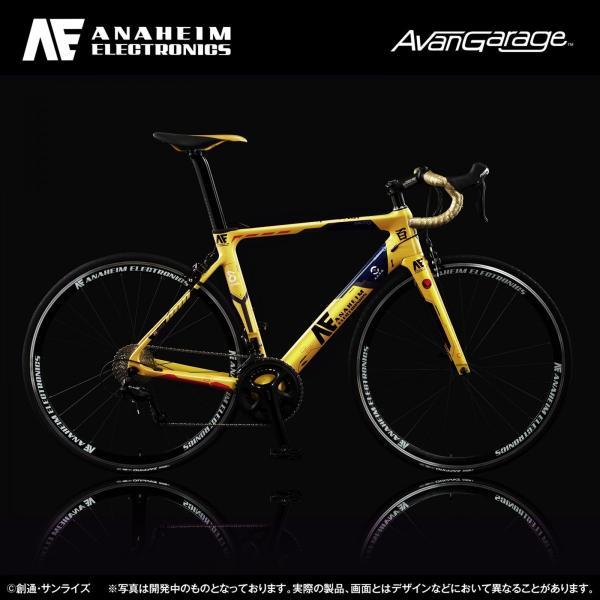 【2019年1月納品】AE社製 百式 ロードバイク(カーボンフレーム)|avangarage|03