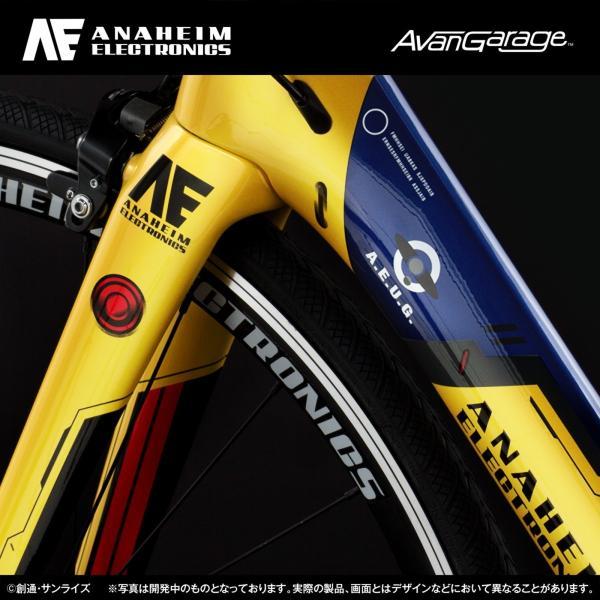 【2019年1月納品】AE社製 百式 ロードバイク(カーボンフレーム)|avangarage|06