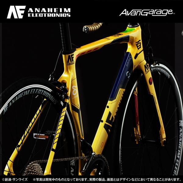 【2019年1月納品】AE社製 百式 ロードバイク(カーボンフレーム)|avangarage|07