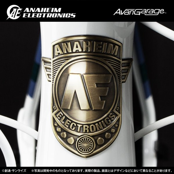【2018年9月納品】AE社製 ユニコーンガンダム ロードバイク(カーボンフレーム)|avangarage|05