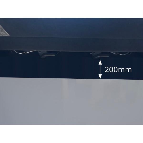 トヨタ ハイエース 200系  S-GL フロアパネル 【低価格パネル/ショートサイズ】 ステップ形状あり avanzar-luxstyle 07