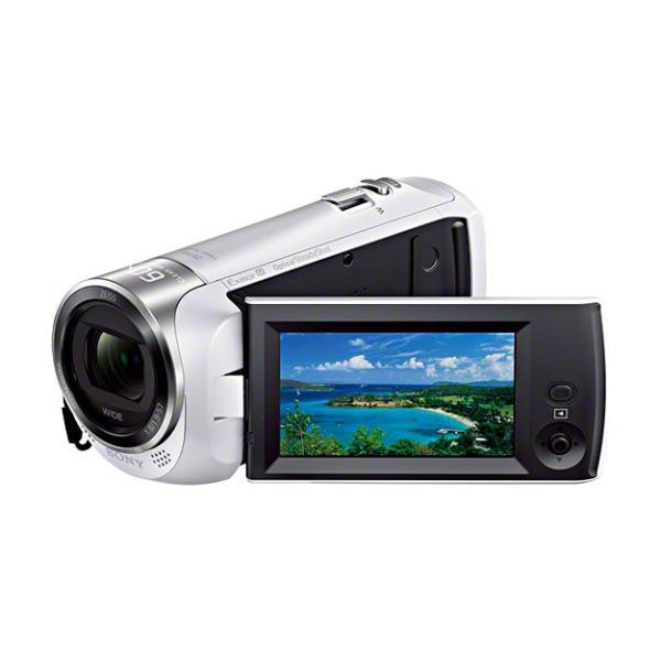 ソニー ハンディカム HDR-CX470 (W) ホワイト色 コンパクトモデル