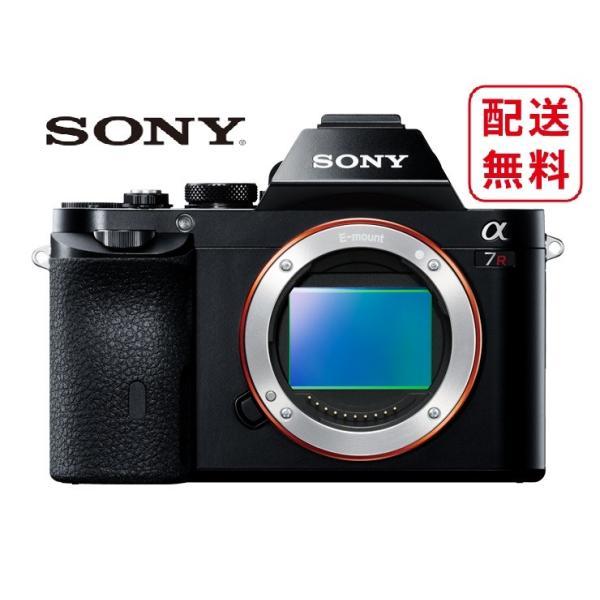 ソニー デジタル一眼カメラ ILCE-7R α7R ボディ