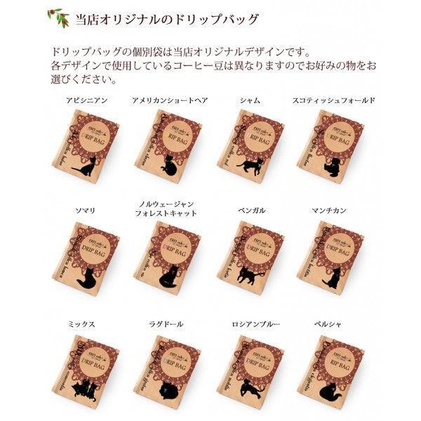 cecicafe ねこデザインドリップバッグコーヒーギフトセット10g×5袋3箱入り avylife 04