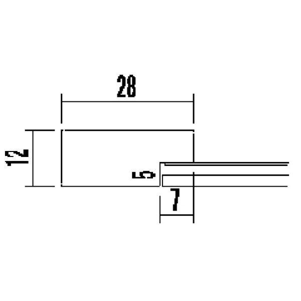 額縁 手ぬぐい額 ブラウン (890×340) 1mm低反射PET仕様 5901 awajigaku 03