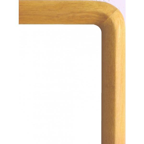 額縁 高級手ぬぐい額(角丸) 木地 (890×340) アクリル仕様 9755|awajigaku|02