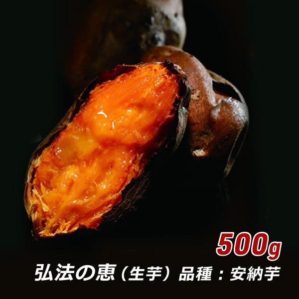 さつまいも 安納芋 弘法の恵 500g 袋詰め さんわ農夢 香川県 産地直送 サツマイモ 薩摩芋 さつま芋 蜜芋 みつ芋 生芋 熟成芋 ネプリーグ
