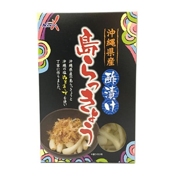 沖縄県産酢漬け島らっきょう60g入り